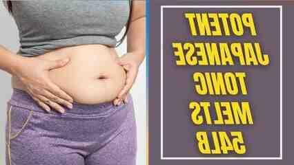 Comment perdre du ventre en 1 semaine sans régime ?