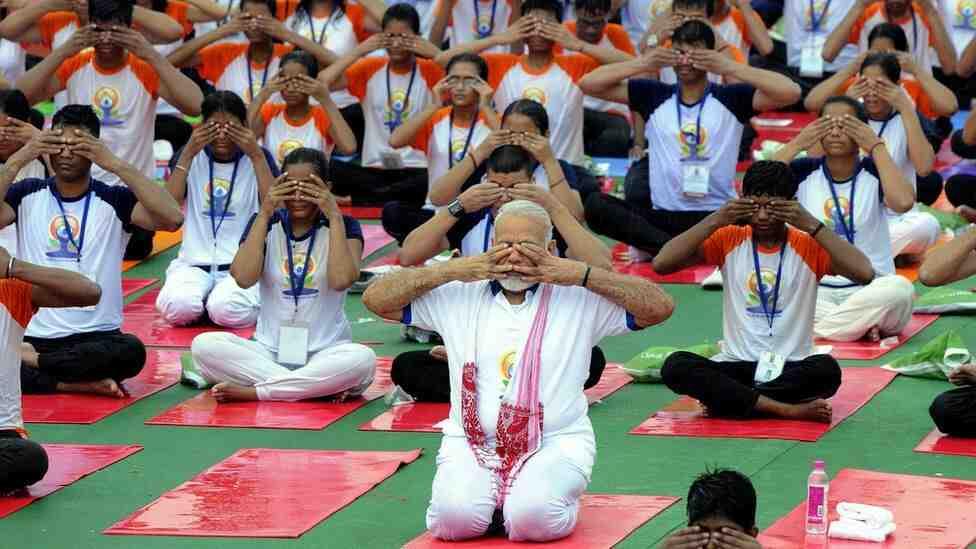 Comment se déroule une séance de yoga ?